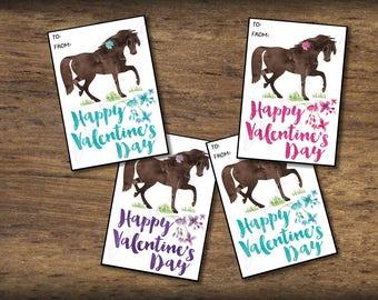 Kids valentine card  Etsy