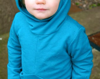 Charlie Hoodie and Tunic - Two Stitches Sewing Pattern