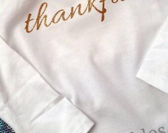 Tshirt // Thankful