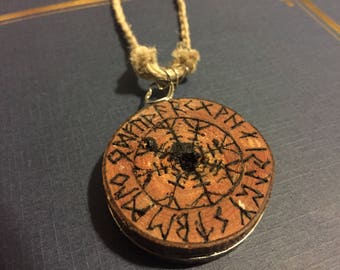 Custom Runic Charm Necklace