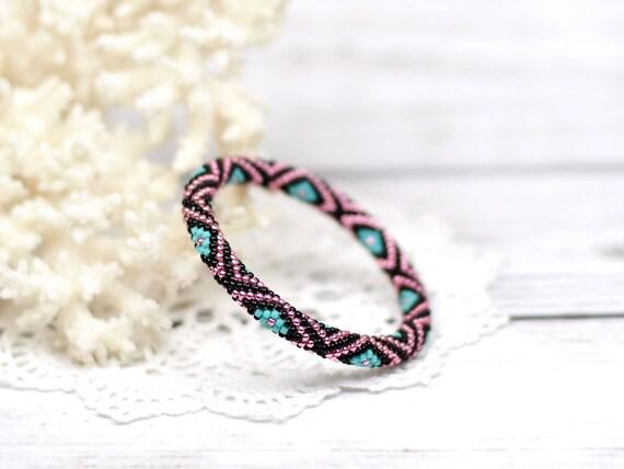 Best friend gift ideas giftforher beaded bracelets for vous aimez cet article negle Image collections