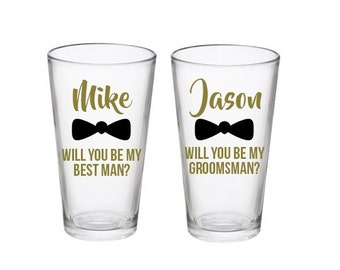 Will you be my groomsman, will you be my best man, asking groomsmen, asking groomsman, groomsmen beer mugs, groomsmen gift, groomsman gift