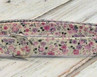 Mini Flowers Dog Collar