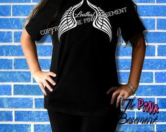 Leathal Punk Goth Metal Best Friend Fun Gifts Tshirt T Shirt Boyfriend Girls Ladies gag gift teen Humor womens S M L XL Shirts XS