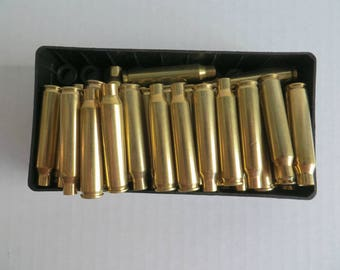 48 Emptry Bullet Casings for Jewelry and Metal Work Supplies