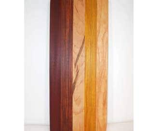 Small wooden cutting board, cheese board, bread board, kitchen board (#119)
