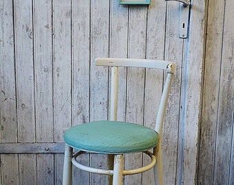 Vintage - School Chair from the 60s - Chair for the loft
