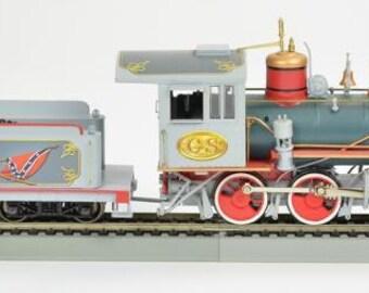 Hawthorne Village Civil War Train Confederate Engine - Tender