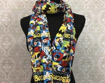 Batgirl Infinity Scarf