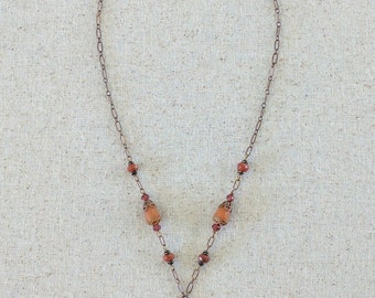 Afterglow Necklace