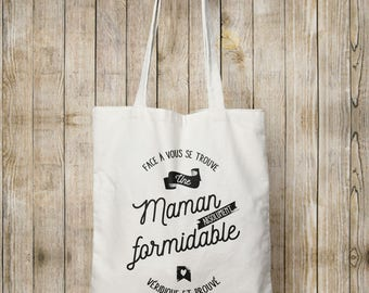 Tote Bag - for a Formidable MOM