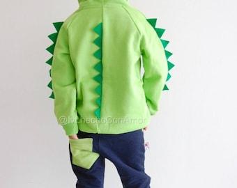 Adult dinosaur hoodie