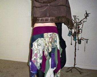 Handmade Patchwork Versatile Skirt or Dress