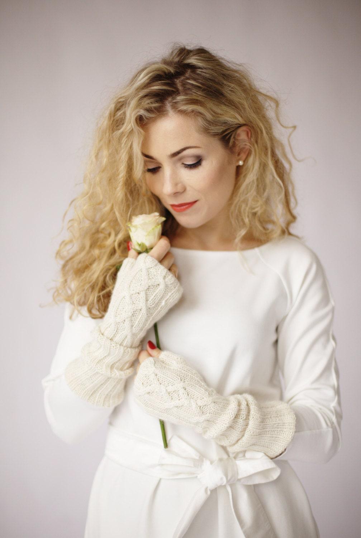 Winter wedding dress - Etsy