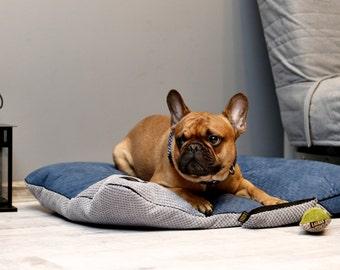 bed for dog and cat FRIDA, Hundekissen und Katzenkissen, Coussin pour les chiens et les chats, Cama para perro y gato,letto per cani e gatti
