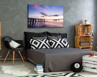 Canvas Photo Art Mockup Template Styled Stock Photography 3D Modern