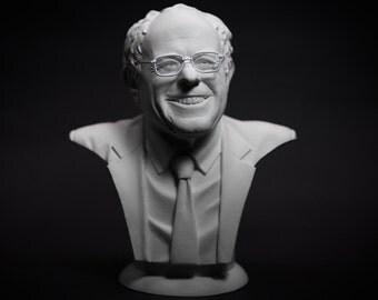 Bust of Bernie Sanders - 1/5 scale