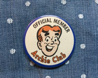 1968 Archie Pin