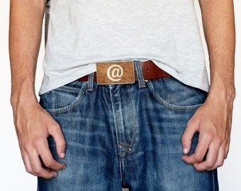 Wooden Belt Buckle for Men and Women, Wood Accessories, Father's Day