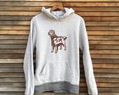 bestest friend ever Golden Retriever Sweatshirt, Retriever Shirt, Dog Sweater, Cute Sweater, S,M,L,XL,2XL