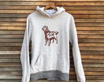 bestest friend ever Golden Retriever Sweatshirt, Retriever Shirt, Dog Sweater, Cute Sweater, S,M,L,XL,2XL