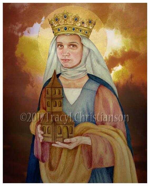 St. Adelaide, Catholic Patron Saint #4303