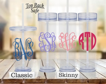 "Shop ""monogram cups"" in Kitchen & Dining"