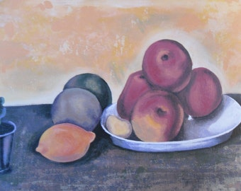 Paul Cezanne Still Life with Apple's