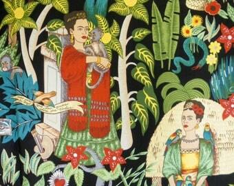 Alexander Henry Fabric - Frida's Garden