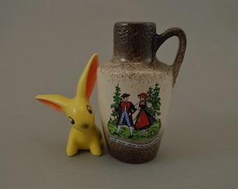 Rare vintage vase / Scheurich / 405 13,5 / Schwarzwald | West Germany | WGP | 60s