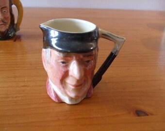 Sandland Miniature Character Jug - Tally Ho - D'ye Ken John Peel