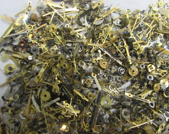 needle arrows 1000 PIeces Vintage and New Old Stock STEAMPUNK Watch Parts SteamPunk