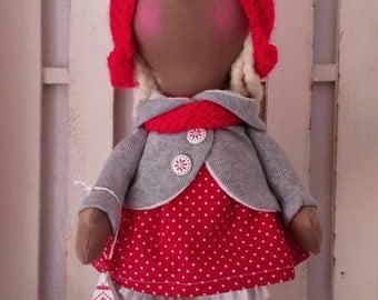 Dolls tilda decorative