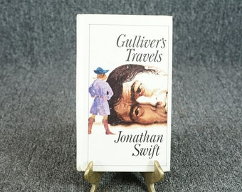 Vintage Gulliver's Travels By Jonathan Swift C. 1960