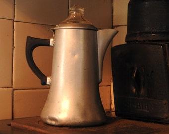 Swan Brand coffee pot/percolator