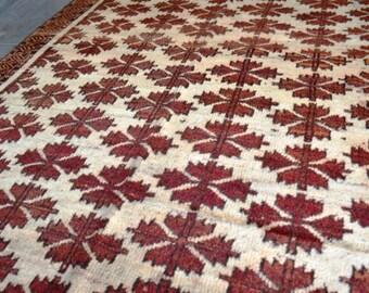 265 by 155 CM Vintage Moroccan Tribal Rug