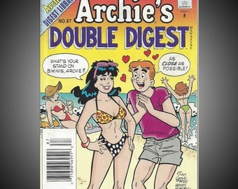 Archie's Double Digest No 87 Sept 1996