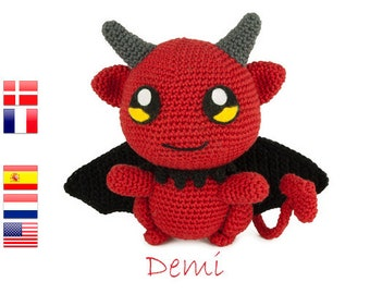 Crochet pattern Demi