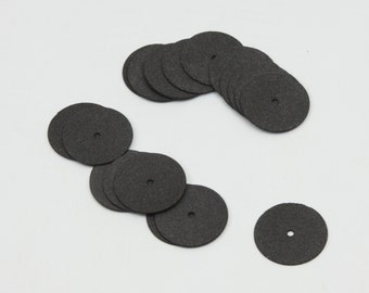 Cutting Discs for Dremel or Drill - 20 Pc - 24mm / 1 inch. Free UK Postage.