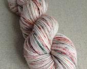High Twist Merino/Nylon Sock Yarn (80/20).