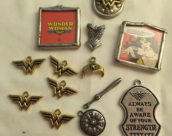 Made-to-order Wonder Woman Phone Case