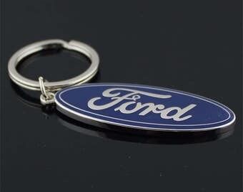 Ford Logo Car Or Truck Key Chain