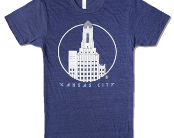 Kansas City Power and Light Icon T-Shirt
