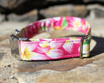 Hawaiian Flowers Collar