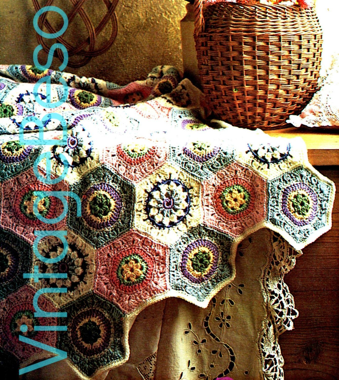 Vintage pastel pattern - photo#42