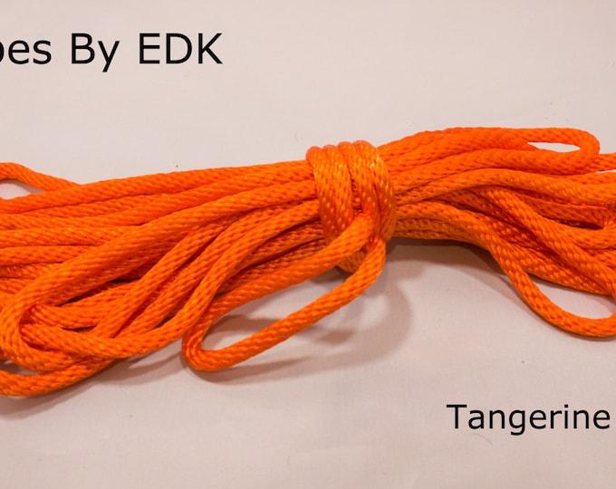 """Nylon Bondage Rope 1/4"""" Hand Dyed"""