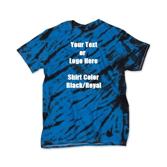 Dgcustomgraphics custom designed personalized tie dye for Custom t shirts tie dye
