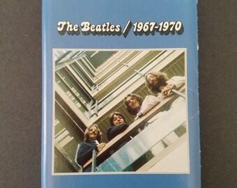 The Beatles 1967-1970 Cassette Tape 1993