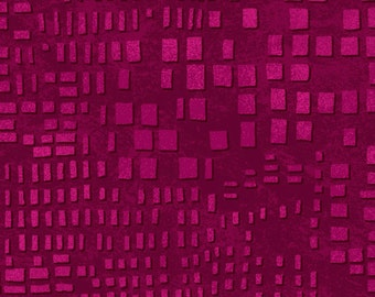 Colorland by Kona Bay - Colorland Wine - Cotton Woven Fabric