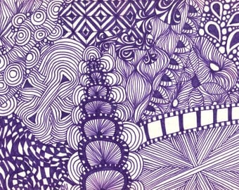 Purple Wonderland